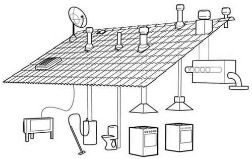 Частный дом вентиляция
